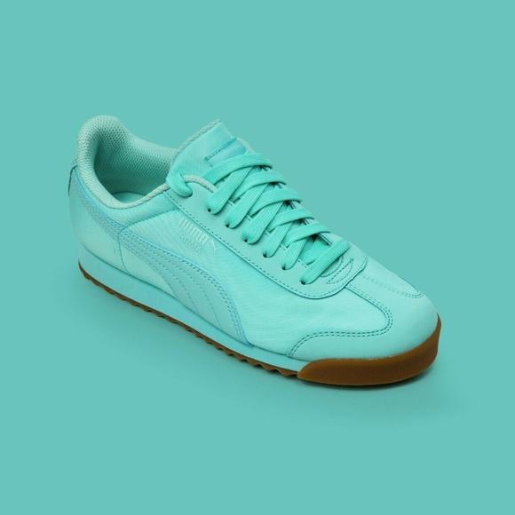 Puma Shoes | Puma Blue Sneakers Women